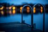 Going for a Swim... (hdbrand) Tags: nightlight beyondbokeh bokeh wasser waterscape water explored