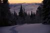 Грозовой перевал (Wuthering Heights) (Kirill & K) Tags: southernural yalangas mountain frost hoarfrost winter december nature landscape южныйурал гора ялангас зима декабрь изморозь природа пейзаж иней twilight сумерки cloud fog облака туман