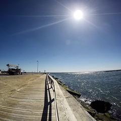Ocean City Maryland! (d_lombana) Tags: boardwalk pier coty ocean ocmd maryland sand sea water sun waves