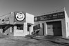 custom motors (fallsroad) Tags: tulsaoklahoma urban thepearl city garage repair custommotors bw blackandwhite monochrome business building