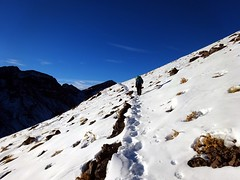 Rising above the Toubkal valley (markhorrell) Tags: morocco highatlas atlasmountains aguelzim