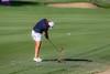 Karolin Lampert of Germany (andre_engelmann) Tags: 2017 6 9 december damen dubai golf lpga turnier ladies european tour omega masters runde tag gras vereinigten arabischen emirate