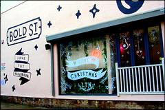 All you need is love (* RICHARD M (Over 8 MILLION VIEWS)) Tags: street lovethyneighbourcafebar allyouneedislove liverpool boldstreetliverpool ropewalkssquare cafes bars cafebar ropewalkssquareliverpool windows merseyside thebeatles streetart fence fencing christmasdecorations ltn loveisallyouneed love