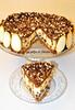 Cheesecake al forno con gocce di cioccolato (Le delizie di Patrizia) Tags: cheesecake al forno con gocce di cioccolato le delizie patrizia ricette dolci torte
