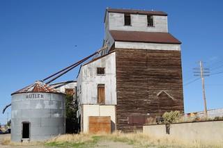 Soda Springs Grain Storage