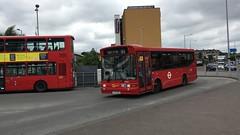 GoAhead-London LT02 NUK (West Scotland Transport) Tags: tottenhamhale oakthorpepark w4 dmn1 nuk lt02 lt02nuk firstcapital firstbus first bus decker single dart marshall marshalldart transportforlondon tfl londontransport londonbus londongeneral goaheadgroup goaheadlondon goahead