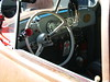 "Details of ""Deathtrap"" (jHc__johart) Tags: vw ratrod steeringwheel dashboard windshield shiftknob car vehicle volkswagen auto automobile mirror"