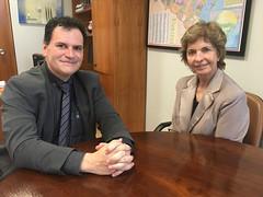 07/12/17 - Visita do Presidente do PSDB Municipal de Porto Alegre, Rafael Furtado