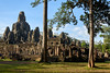The Bayon - View from the edge of the forest - 1 (Nicolas Bousquet) Tags: fa31 limited pentax pentaxk3 siemreap cambodia temple angkor tom bayon forest jungle ruins cham kmer