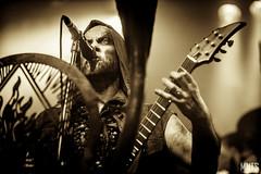 Behemoth - live in Warszawa 2017 fot. Łukasz MNTS Miętka-41