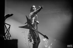 Behemoth - live in Warszawa 2017 fot. Łukasz MNTS Miętka-22