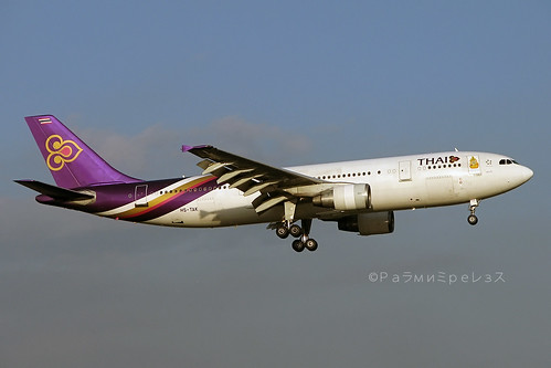 Thai Airways Airbus A300 BKK