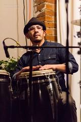 Otoqui Reyes y Los Hijos de Agueybana (lisa_hagen_glynn) Tags: 2017129 hillmancity collaboratory seattle todoes music latinjazz
