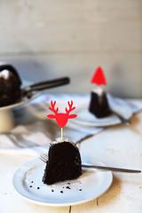 Chocolate-christmas-oreo-bundt-cake-tree-and-rudolf-portait (thetortillachannel) Tags: christmas chocolate oreo bundt cake recipe video tasty delicious baking sweet dessert yum yummy
