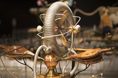 DSC07560 (sesquiotic) Tags: rowlandemett ontariosciencecentre machines quaint steampunk chittychittybangbang