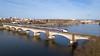 Intercités sur la Loire (videostrains) Tags: roanne auvergnerhônealpes france fr coradia liner alstom train sncf viaduc loire fleuve intercités carmillon