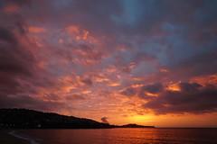 RU_201712_Porticcio_022_x (boleroplus) Tags: contrejour coucherdesoleil horizontal mer nuage paysage grossetoprugna corse france fr
