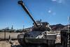 M47 (Patton II) Medium Tank (Greg Nutt) Tags: tanks desert war generalpatton georgepatton muzzle projectile blue lensflare armor treads marines army military m47 koreanwar battalions chiriaco summit chiriacosummit topaz photoshop