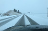 Near Rosalia, WA - US 195 - 2017 (tonopah06) Tags: 2017 palouse highway195 us195 freezingrain ice road icy snow washington wa rosalia highway perspective