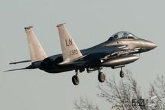 91-0329 United States Air Force McDonnell Douglas F-15E Strike Eagle (EaZyBnA - Thanks for 1.500.000 views) Tags: 910329 unitedstatesairforce mcdonnelldouglasf15e strikeeagle unitedstates airforce mcdonnelldouglas f15e usaf usairforce usafe unitedstatesairforcesineurope usa usairforces eazy eos70d ef100400mmf4556lisiiusm europe europa deutschland approach 100400isiiusm 100400mm canon canoneos70d rlp rheinlandpfalz pfalz eifel warbirds warplanespotting warplane warplanes wareagles autofocus aviation air airbase airbasebüchel büchel büchelairbase fliegerhorstbüchel militärflugplatzbüchel alflen fliegerhorst military militärflugzeug militärflugplatz mehrzweckkampfflugzeug luftwaffe luftstreitkräfte luftfahrt flugzeug etsb taktischesluftwaffengeschwader taktlwg33 bundeswehr germany exercise exercisesteadfastnoon steadfastnoon f15estrikeeagle f15 f15strikeeagle bue ln royalairforcestationlakenheath lakenheath raflakenheath 48thfighterwing england jet jetnoise