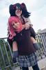 SESION LOVE LIVE 26 (patty_jab) Tags: cosplay love live rin honoka nozomi umi nico maki kotori lovelive madrid