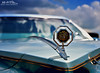 Grand Prix (Hi-Fi Fotos) Tags: pontiac grandprix hood ornament vintage american classiccar detail blue gold bling chrome nikkor 50mm nikon d7200 dx hififotos hallewell