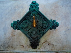 German Fountain in SultanAhmet (zenginuyak) Tags: fountain art istanbul hagiasophia sultanahmet m43