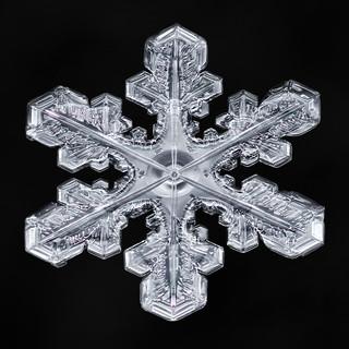 Snowflake-a-Day No. 9