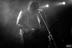 Mgła - live in Warszawa 2017 fot. Łukasz MNTS Miętka-7