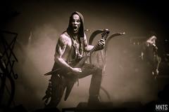 Behemoth - live in Warszawa 2017 fot. Łukasz MNTS Miętka-23
