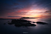 Fin de journée en couleur sur Fort-Bloqué (Rouz 29) Tags: france bretagne brittany morbihan ploemeur fortbloque coucherdesoleil sunset color colorful couleur sky ciel nuage cloud nature naturel natural beauté beauty light lumière sea mer plage beach seascape paysage landscape bzh breizh longexposure poselongue erwanleroux