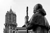 Pope Adrianus © Inge Hoogendoorn (ingehoogendoorn) Tags: pope paus adriaan adrianus pausdam utrecht nieuwegracht krommenieuwegracht dom domtower domtoren