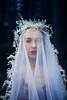The White Queen (Thomas Oscar Miles) Tags: fineart fashion portraiture conceptual darkart snow magic nikon photography photoshop crown queen fairytale thomasoscarmiles