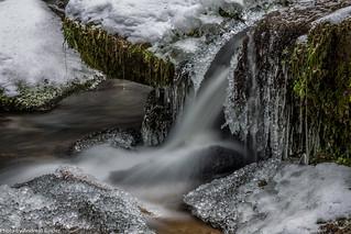 Lohnbachfall - Eiszeit