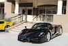 Nero (Noah L. Photography) Tags: enzo ferrari black car sportscar supercar hypercar italian hingwalee carsandchronos walnut