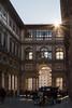 Uffizi (Diego Innocenti) Tags: florence firenze italy italia tuscany toscana city città art arts landscape uffizi museum uffizimuseum sun light rays sky d5500 nikon nikond5500 nikkor nikon5500