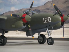 "Lockheed P-38L Lightning 2 • <a style=""font-size:0.8em;"" href=""http://www.flickr.com/photos/81723459@N04/27415446129/"" target=""_blank"">View on Flickr</a>"