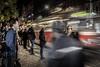 Tramspotting (Henka69) Tags: publictransportation tram prague praha streetphotography candid
