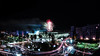 EDF (AzurTones_Photography) Tags: fireworks street longexposure lights night toulon var france mayol rct road cars nightlight carlights