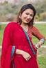 _MG_7214 - e t (Daniel JG) Tags: model modelo nepal nepali baile dancing dancer bailarina female femalemodel femme femenine beauty beautiful belle sweet smile red vestido makeup muah maquillaje maquilladora outdoors retrato portrait book shooting