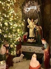 20 - Szent Jakab-plébániatemplom BETLEHEME a Lourdesi barlangban / BETLEHEM Kostola sv. Jakuba v Lurdskej jaskyni