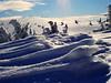 jégvilág / ice world (debreczeniemoke) Tags: tél winter túra hiking hegy mountain kakastaréj creastacocoşului gutin erdély transilvania transylvania roosterspeak hó snow táj land tájkép landscape magaslat height csúcs top kilátás view jég ice olympusem5