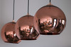 365-363 (Letua) Tags: 365project bolas cobre copper esferas lamparas lamps reflection reflejos three tres