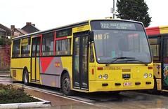 7016 722 (brossel 8260) Tags: belgique bus tec charleroi