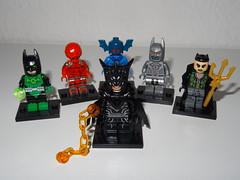 Part XLVIII: Updates Part 27 (GermanBrickster) Tags: minifigures collection bricks blocks dc dceu lego superheroes superman arrowverse minifigure batman flash comics custom cw toys
