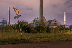 Three chimneys by Markus Lehr - Ostrava, Czech Republic – 2017, July 15  website I facebook I instagram I publications & exhibitions  © 2017 Markus Lehr