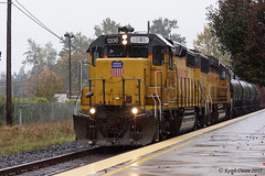 UP 1206 (GP39-2) (youngwarrior) Tags: train oregon up unionpacific gp392 emd locomotive salem salemswitcher