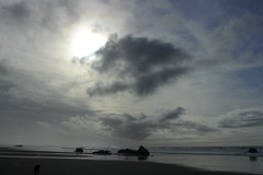 It was a great cloud day (rozoneill) Tags: bandon beach state park coquillle river lighthouse face rock table viewpoint oregon hiking coast trail kronenberg county wayside islands wilderness