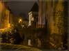 Pau (MyLavie) Tags: pau pyrénées béarn noël château maisons pont gave nuit reflets henriiv