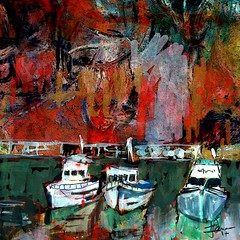 """At Port in the Tropics (""""Jimmer"""" ( http://jim-vance.pixels.com )) Tags: boats boating"""